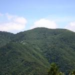 安蔵寺山眺望