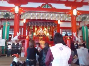 稲成神社2014